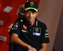 MotoGP Emilia Romagna 2020 - Valentino Rossi Belum Menyerah, Yamaha akan Coba Semua Hal
