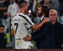 Andrea Pirlo Bilang Akrab dengan Cristiano Ronaldo Itu Gampang