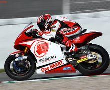 Hasil Moto2 Catalunya 2020 - Start dari Belakang, Pembalap Indonesia Ukir Rekor Terbaik