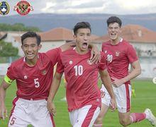 Timnas U-19 Indonesia Jadi Sorotan Media Asing Usai Bantai Makedonia Utara
