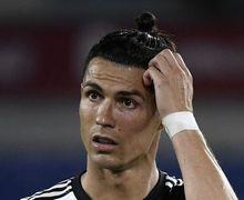 Cristiano Ronaldo Heran Bisa Positif Covid-19, Padahal Fisiknya Sehat
