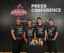 Mahaka Sports X Kuy Entertainment menggelar Celebrity Superstars Battle