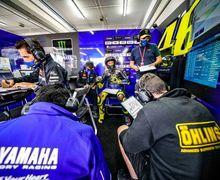 MotoGP Portugal 2020 - Makin Menyedihkan, Rossi Coba Hal Yang Berbeda
