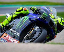 MotoGP Portugal 2020 - Start Posisi Buncit, Rossi Akui Mulai Lambat