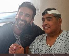 Pengacara Klaim Diego Maradona Meninggal Dunia Karena Konspirasi para Dokter