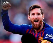 Lionel Messi Disebut Sulit Dipertahankan Barcelona, Peluangnya Nyaris Tak Ada