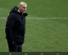 Meski Musuhan, Zidane Nggak Rela Messi Lakukan Hal Ini