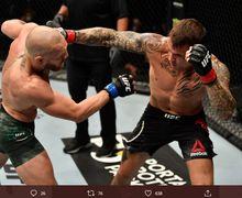 Hal Sepele yang Bikin Conor McGregor Kalah dari Poirier di UFC 257