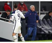 Kekuatan Magis Bale, Bikin Mourinho Kesal Meski Tak Bermain Saat Kalah