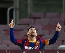Lionel Messi Cari Keadilan! Pembocor Kontrak Bakal Diseret ke Pengadilan