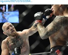Pukul KO Dustin Poirier, Conor McGregor Cuma Butuh 2 Teknik Ini!