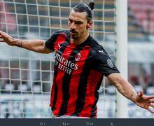 Kebiasaan Zlatan Ibrahimovic yang Membuatnya Sengeri Sekarang di AC Milan