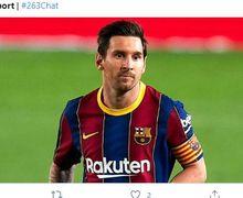 Lionel Messi Ngamuk, Para Legenda Barcelona Dipermalukan di Sesi Latihan
