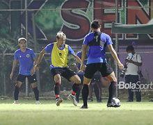 Hasil Timnas U-22 Indonesia Vs PS Tira Persikabo -  Skuat Asuhan Shin Tae Yong Unggul Tipis di Babak Pertama