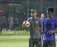 Wejangan Shin Tae Yong untuk Pemain Timnas U-22 Indonesia : Jangan Mudah...