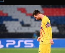 PSG Larang Pemainnya Bicarakan Lionel Messi, Ada Apa Nih?
