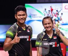 Hasil Bulu Tangkis Olimpiade Tokyo 2020 - Terlalu Kuat! Indonesia Sapu Bersih Laga Perdana