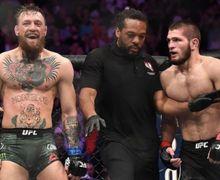 Hasil UFC 264 - Prediksi Khabib Nurmagomedov Akurat! Si Jahat Pasti Kalah