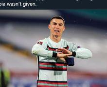 Jangan Kritik Performa Cristiano Ronaldo, Nanti Disuruh Cuci Mulut!