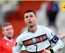 Dibuang Ronaldo Karna Kesal, Barang Kecil Ini Justru Dilelang dengan Harga Tinggi Demi Kemanusiaan