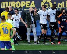 Marah, Bek Valencia Tuding Liga Spanyol Dukung Pelecehan Rasisme!