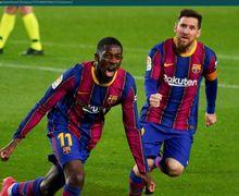 Berita Transfer - Bintang Rapuh Ini Ingin Barcelona Rugi Rp2,7 Triliun