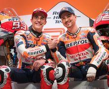 MotoGP Portugal 2021 - Ramalan Lorenzo soal Marc Marquez Terbukti Benar