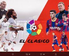 Persiapan Liga Spanyol - Real Madrid Bangun Harapan Baru, Barca Memohon Messi Tinggal