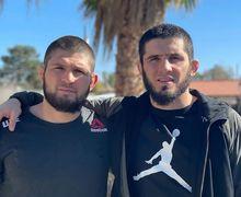 Alasan Khabib Berani Sesumbar Comeback UFC & Melanggar Sumpah Ibunya!