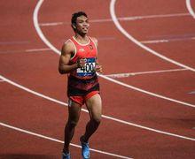 Jelang Olimpiade 2020 - Kondisi Muhammad Zohri Membaik Usai Cedera!