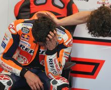 Waduh, Marc Marquez Kembali Bawa Kabar Buruk Usai Balapan di MotoGP Spanyol 2021