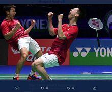 Malaysia Open 2021 - Misi Marcus/Kevin Ulang Kesuksesan 4 Tahun Silam!