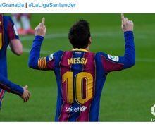 Barcelona Menang Lagi, Lionel Messi Dekati Rekor Diego Maradona