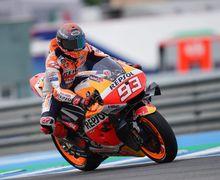 MotoGP 2021 - Sok Tegar, Marc Marquez Dituding Sembunyikan Masalah Fisik!