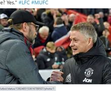 Man United Vs Liverpool - Klopp Soal Liga Champions dan Solskjaer!