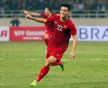Kualifikasi Piala Dunia 2022 - Diwarnai 2 Gol Perobek Gawang Timnas Indonesia, Vietnam Lolos Babak Ketiga Berdarah-darah