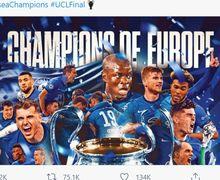 Chelsea Juara Liga Champions, Kai Havertz: Saya Telah Menunggu 15 Tahun