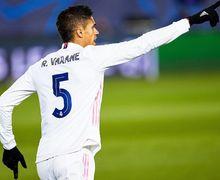 Berita Transfer - Real Madrid Luluh, Varane Segera Gabung Man United