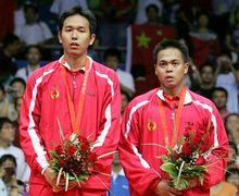Mengenang Ucapan Manis Markis Kido Saat Raih Medali Emas di Olimpiade