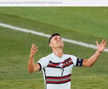 Meski Tersingkir dari Euro 2020, Cristiano Ronaldo Bangga dengan Timnas Portugal