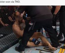 Hasil UFC 264 - McGregor Kalah Karena Patah Kaki, Duel ke-4 Menanti!