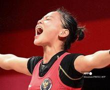 Medali Pertama Indonesia di Olimpiade Tokyo 2020 Disumbang Gadis Remaja, Ini Rekornya