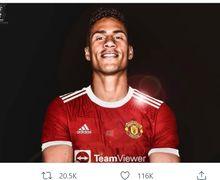 Bursa Transfer Mancester United, Raphael Varane Susul Jadon Sancho ke Old Trafford!
