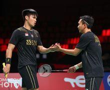 Piala Thomas 2020 - Duet Maut Ahsan/Daniel Merasa Kurang Beruntung!
