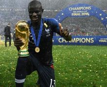 N'golo Kante Sudah Diramal Menjadi Pemain Hebat Sejak 2013 dengan Tim Semenjana Liga Inggris Ini!