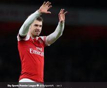 Resmi Tanda Tangani Prakontrak Juventus, Aaron Ramsey Kirim Pesan untuk Fan Arsenal