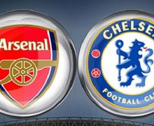 Arsenal Vs Chelsea - Dua Rekor Baru Berpeluang Tercipta di Wembley