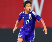 Dulu Diabaikan Barcelona, Messi Jepang Malah Jadi Pahlawan di Olimpiade Tokyo 2020