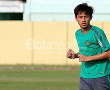 Ditinggal Teman Sekamar di Mess Bali United, Hanis Saghara Mengaku Rindu