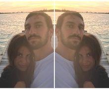 Satu Tahun Setelah Kematian Davide Astori, Begini Cara Sang Kekasih Jalani Hidup
